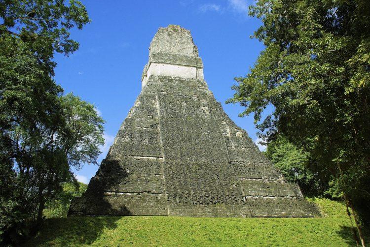 Tikal Jaguar Temple