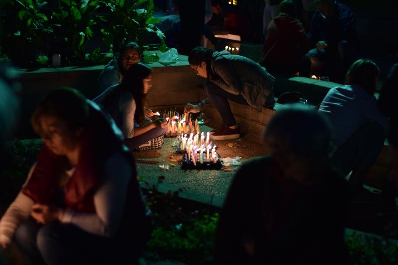 Little Candles Night Noc swieczek