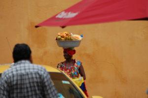 Palenquera Cartagena de Indias